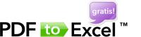Logo PDFtoExcel