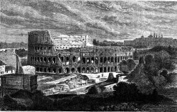 Kolosseum Rom (Grafik: Hemera)