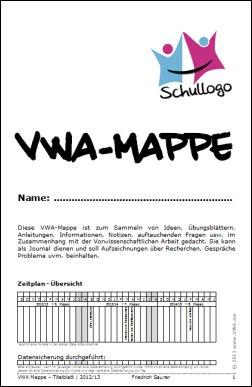 VWA-Mappe-201213