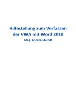 Andrea-Steindl-VWA-Word-2010