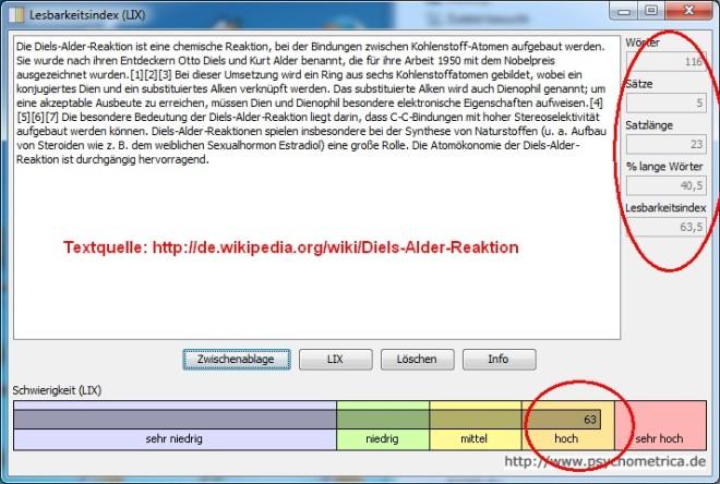 Screenshot-LIX-Diels-Alder-Reaktion